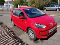 Volkswagen UP! 1.0 Move up! 3dr £20 TAX A YEAR