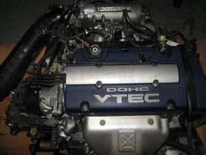 HONDA ACCORD PRELUDE F20B 2.0L DOHC VTEC ENGINE LSD 5SPEED TRANS