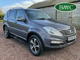 2016 Ssangyong Rexton 2.2 TD EX T-Tronic 4x4 5dr SUV Diesel Automatic