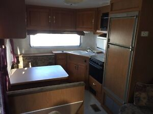 5th wheel topaz triple e