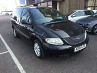 2004 Chrysler Voyager 2.5CRD LX 7 Seater New MOT 79K