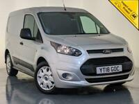 2018 FORD TRANSIT CONNECT 200 TREND BLUETOOTH DAB RADIO 1 OWNER SERVICE HISTORY