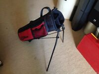 Wilson Golf Carry Bag *New Condition *