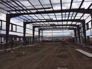 Build to suit Industrial or Commercial Shop/Bay