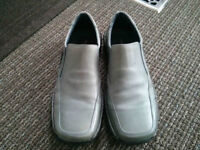 Used once Men's Hush Puppies genuine leather shoe sz42