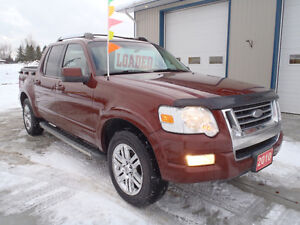 2010 Ford Explorer Sport Trac Limited Peterborough Peterborough Area image 2