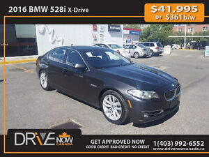 2016 BMW 5-Series 528i xDrive Sedan