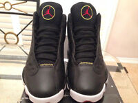 JORDAN PLAYOFF 13 SIZE 9 FOR SALE!!!! VNDS CONDITION!