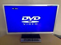 Tv-dvd combi