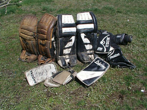 Goalie Equipment Bonanza