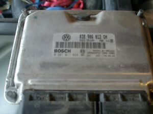 2003 VW Jetta TDI Engine computer (ECM)