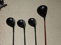 Mens LEFT handed NIKE Ignite and NIKE CPR Driver,fairway,Hybrids