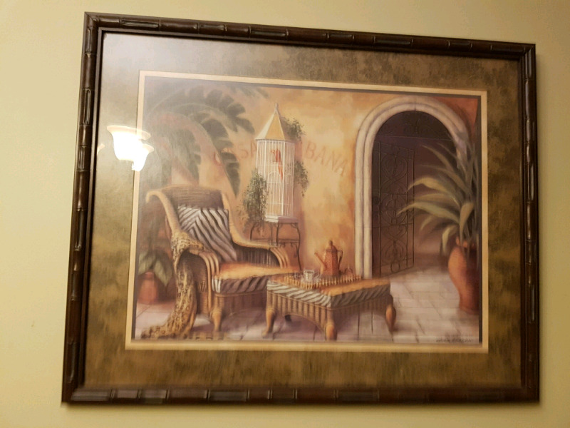 African style picture frames   Home Décor & Accents   Woodstock   Kijiji