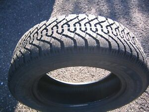 1 good year winter tire