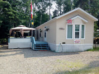 READY For you to move in - enjoy Candle Lake Golf Course RV PARK