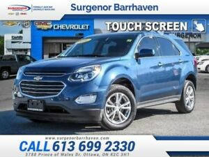 2016 Chevrolet Equinox LT  - Heated Seats -  Bluetooth - $180.72
