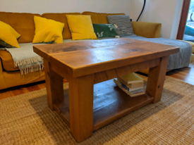 Reclaimed wood Coffee Table £50 ono
