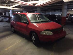 2002 Ford Windstar sport - Minivan- 7 saets- 212000 Km