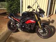 2013 Triumph Speed Triple R Roleystone Armadale Area Preview