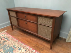 """Vintage Custom Series """"60"""" RCA Victor Solid State Console  █ ♣ █"""