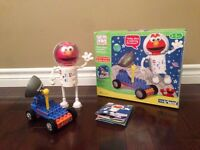 Elmo World Kinex