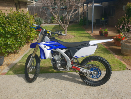 2013 Yamaha YZ250F Belmont Geelong City Preview