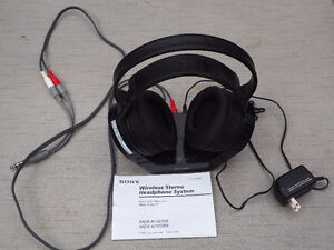 SONY MDR-RF925RK Wireless Headphone System