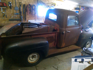 Looking for 1948-52 ford 1/2 tons