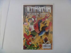 ULTIMATUM Spider-Man: Requiem