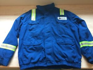 Safety jacket. Nomex material.