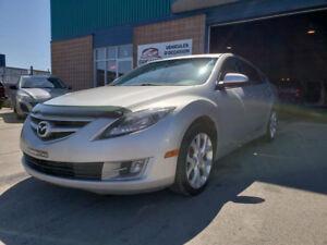 Mazda 6 gt 2010 Silver Premium