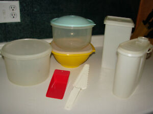 Tupperware $5 each