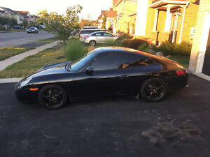 2002 Porsche 911 Carrera Coupe (2 door)