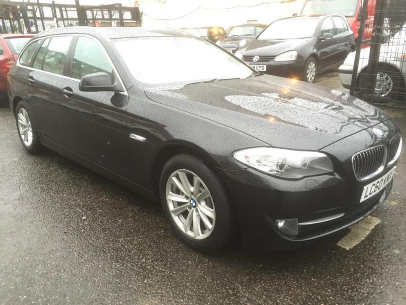 bmw 520 2 0td auto 2010 diesel se touring estate leather. Black Bedroom Furniture Sets. Home Design Ideas