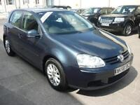 2009 Volkswagen Golf 1.9TDI ( 105PS ) Match Finance Available