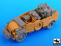 Tedesco Steyr 1500a Big Accessori Set, T35042, Black Dog, 1:35 -  - ebay.it