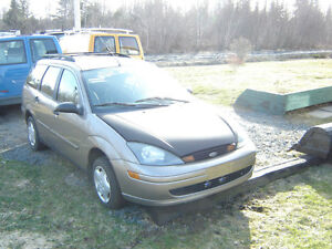 2003 FORD FOCUS  -   ENGINE & TRANSMISSION