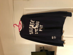 LACOSTE CREWNECK SWEATER FOR MEN SIZE LARGE