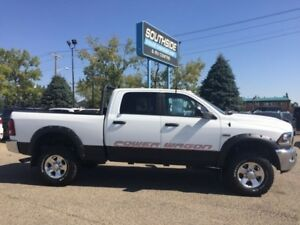 2015 Ram 2500 Power Wagon  CREW w/ HEATED SEATS