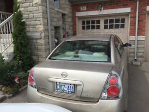 Nissan Altima ( As Is ) ( As is )