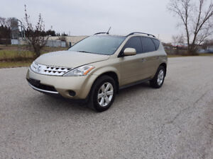 2007 Nissan Murano SL / SAFETY / E-TEST / WARRANTY INCLUDED
