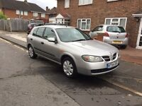 Nissan Almera 1.5L 5 Door Hatchback