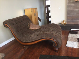 Oversized Chaise, $950 OBO