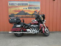2011 CVO Screaming Eagle Ultra Classic Electra Glide
