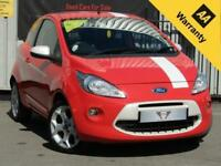 Ford Ka ZETEC 1.2L 3 Door Manual Petrol 2009