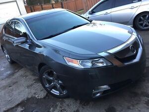 2009 Acura TL SH-AWD with Navigation