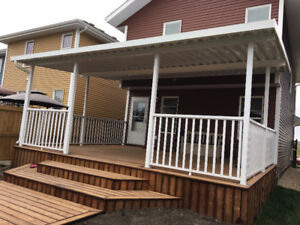 SUNROOMS /PATIO COVERS
