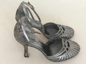 Bebe Evening Shoes $60