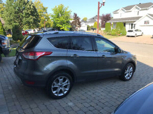 2014 Ford Escape Titanium SUV, Crossover 38000 KM