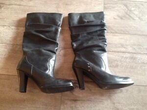 Harley Davidson woman leather Boots